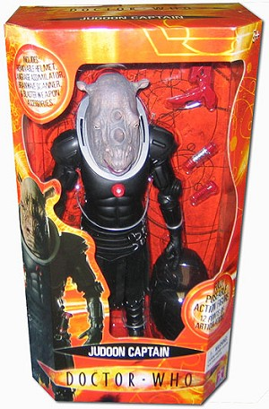 "12"" Judoon Captain"