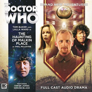 Fourth Doctor 6.5: The Haunting of Malkin Place