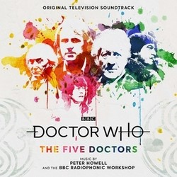 Doctor Who: The Five Doctors Soundtrack (CD)
