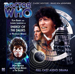 Fourth Doctor 1.4: Energy of the Daleks