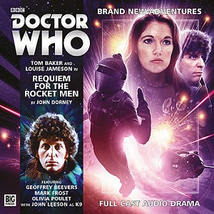 Fourth Doctor 4.3: Requiem for the Rocket Men