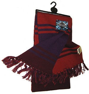 "Doctor Who 12 Ft ""Purple"" Scarf"