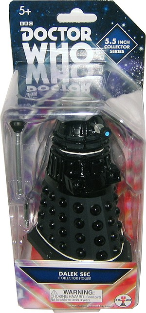 "5"" Dalek Sec (Reissue Packaging)"