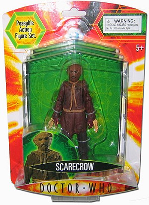 "5"" Scarecrow (Brown Tie)"