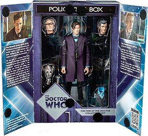 "5"" Time of the Doctor Collector's Set"