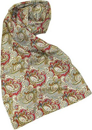 7th Doctor Silk Scarf