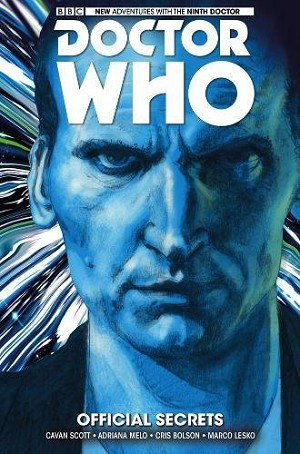 Doctor Who (9th Doctor #3): Official Secrets