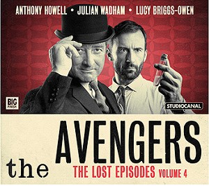 The Avengers: The Lost Episodes, Volume 4