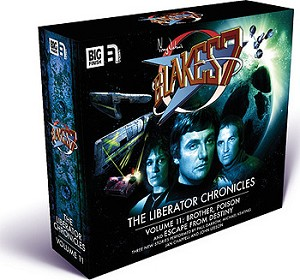 Blake's 7: The Liberator Chronicles (Volume 11)