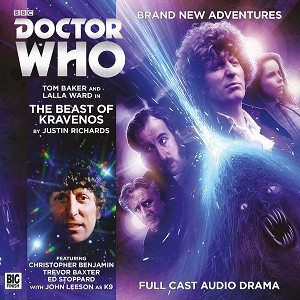 Fourth Doctor 6.1: The Beast of Kravenos
