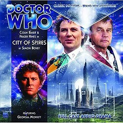 Doctor Who: 133. City of Spires