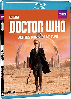 Blu-ray: Doctor Who Series 9 (Nine), Part 2