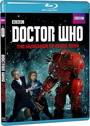 The Husbands of River Song: Blu-Ray