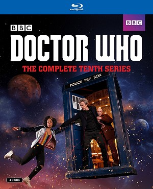 Blu-ray: Doctor Who Series 10 (Ten) (Complete)