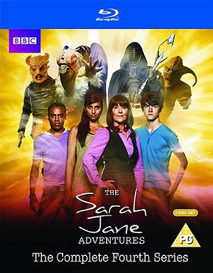 Blu-Ray: Sarah Jane Adventures: Season Four