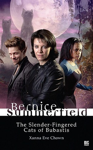 Bernice Summerfield: The Slender-Fingered Cats of Bubastis