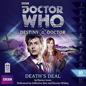 Doctor Who: Destiny of the Doctor, 10. Death's Deal