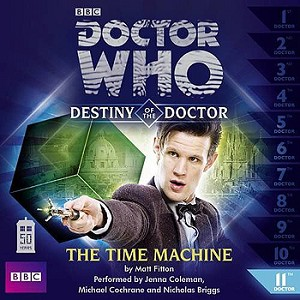 Doctor Who: Destiny of the Doctor, 11. The Time Machine