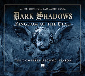 Dark Shadows: 2.1-4 Kingdom of the Dead Box Set