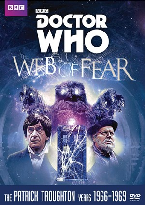 DVD 041: Web of Fear