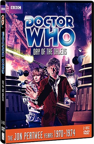 DVD 060: The Day of the Daleks