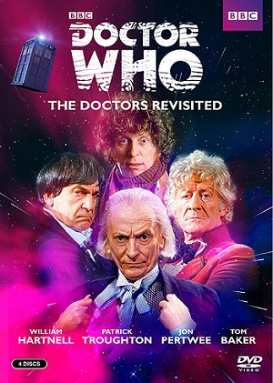 DVD Doctor Who: The Doctors Revisited 1-4