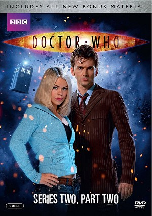 Doctor Who Series 2 (Two), Part 2 DVD Set