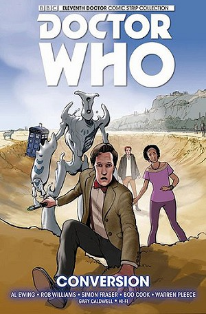 Doctor Who (11th Doctor #3): Conversion