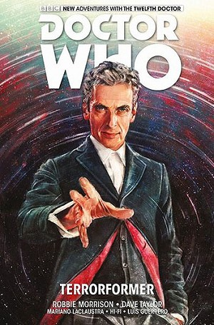 Doctor Who (12th Doctor #1): Terrorformer