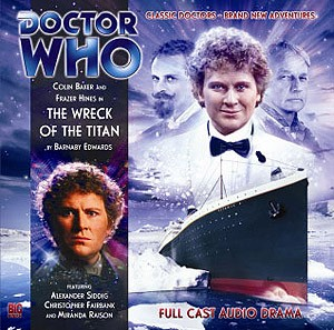 Doctor Who: 134. The Wreck of the Titan