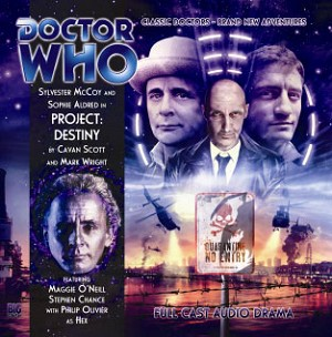 Doctor Who: 139. Project: Destiny