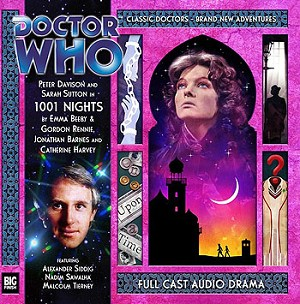 Doctor Who: 168. 1001 Nights