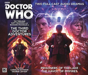 Doctor Who: The Third Doctor Adventures, 01