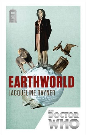 Doctor Who 50th Book 08: Earthworld