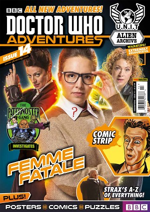 Doctor Who Adventures, Issue 14