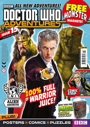 Doctor Who Adventures, Issue 15