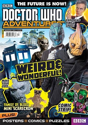 Doctor Who Adventures, Issue 17
