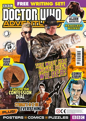 Doctor Who Adventures, Issue 18