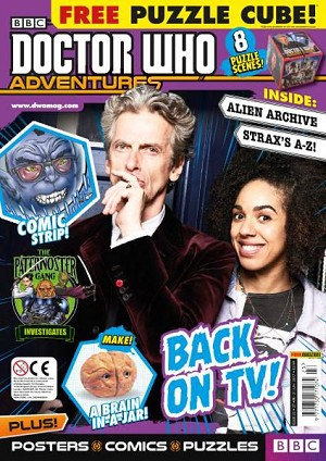 Doctor Who Adventures, Issue 23