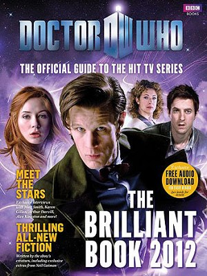 Doctor Who: The Brilliant Book 2012