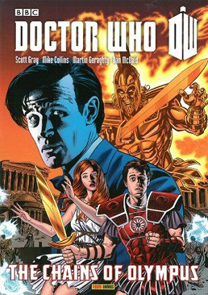Doctor Who: The Chains of Olympus (Graphic Novel)