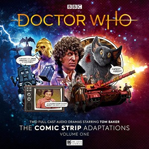 Doctor Who: The Comic Strip Adaptations, Volume 1