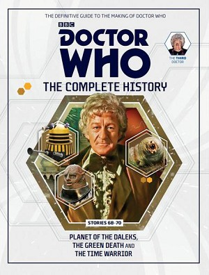 Doctor Who: The Complete History, Issue 16, Volume 20