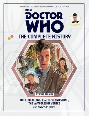 Doctor Who: The Complete History, Issue 31, Volume 64