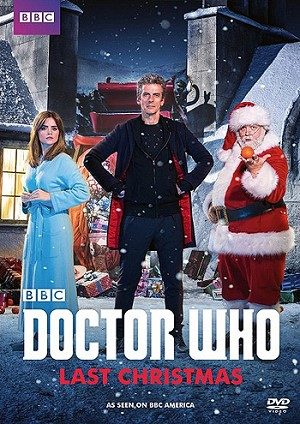 Doctor Who: Last Christmas, DVD