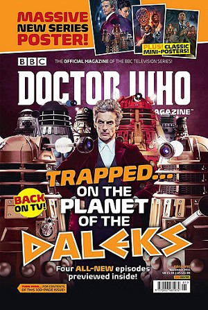 Doctor Who Magazine, Issue 491