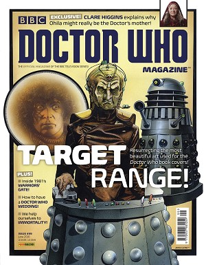 Doctor Who Magazine, Issue 499