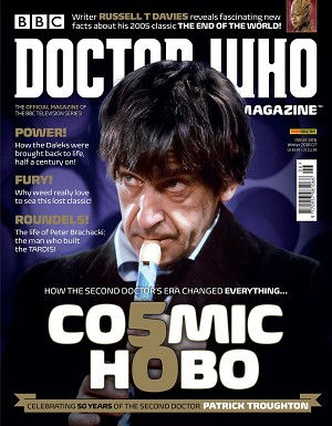 Doctor Who Magazine, Issue 506