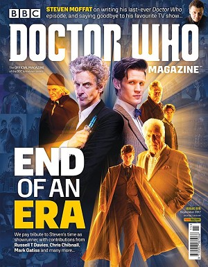 Doctor Who Magazine, Issue 515