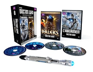 Doctor Who: The Monsters Gift Set (DVD)